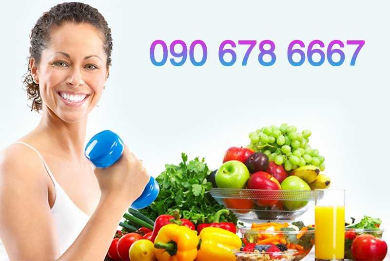 Chế độ ăn uống trong quá trình tập gym