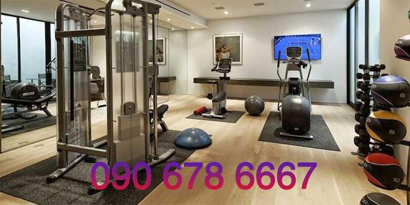 Quy trình setup một phòng gym chuyên nghiệp