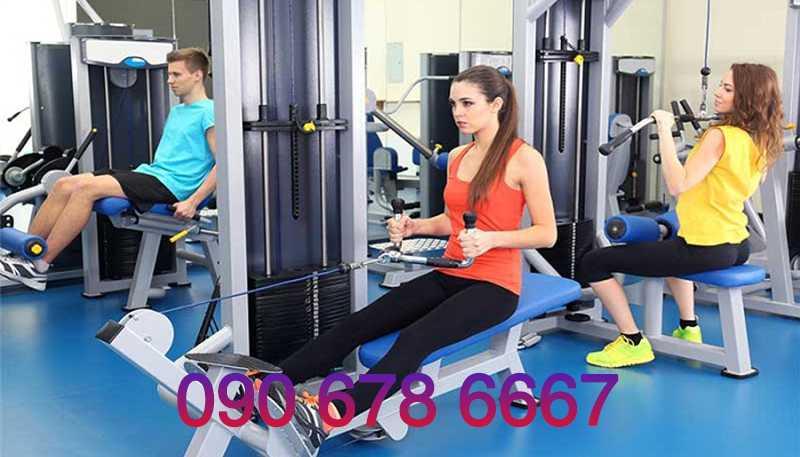 Lợi ích đến từ việc tập gym