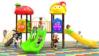 Báo giá lắp đặt khu vui chơi trẻ em trong nhà, công viên