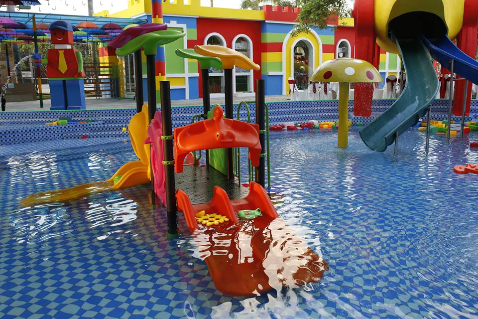 Mua dụng cụ vui chơi công viên cho trẻ em giá rẻ ở đâu tại Tp.HCM