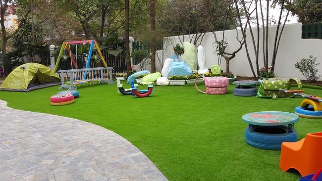 Lựa chọn thiết bị sân chơi trẻ em an toàn
