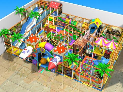 lắp đặt khu vui chơi trẻ em