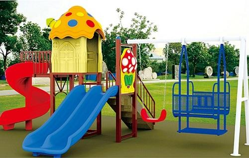 thiết bị trẻ em công viên