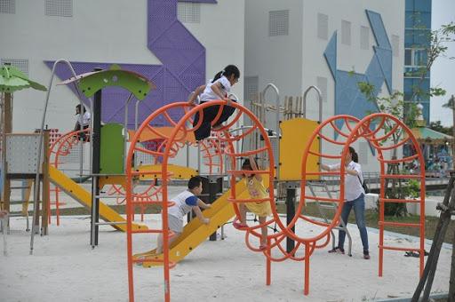 dự án đầu tư khu vui chơi trẻ em