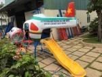 Cầu trượt máy bay-046