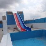 Cầu trượt hồ bơi-118